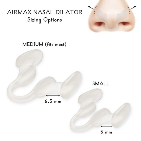 AIRMAX Nasal Dilator Trial Pack Out Of Box